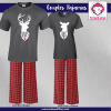 Love You Dearly Pajamas - Short Sleeve