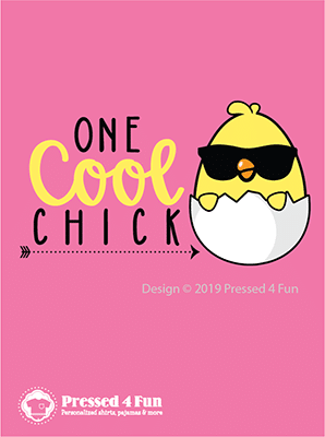 Cool Chick Artwork