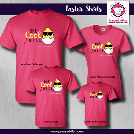 Cool Chick Shirts - Short Sleeve