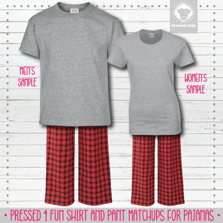 Mockups Pants Setup Grey Red Black