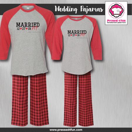 Married AF Pajamas - Raglans