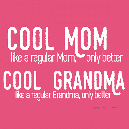 Cool Mom Shirts Design