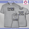 Dog Mom Shirts - Mother's Day