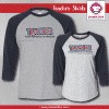 Superhero Teacher Shirts - Raglans