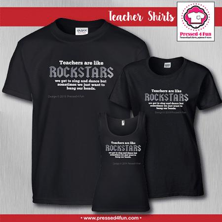 Rockstar Shirts - Short Sleeve