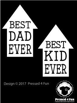 Best Dad and Kid Shirts