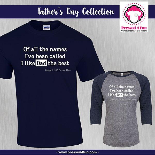 Dad the Best Shirts