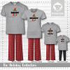 Elf Pajamas - Short Sleeve