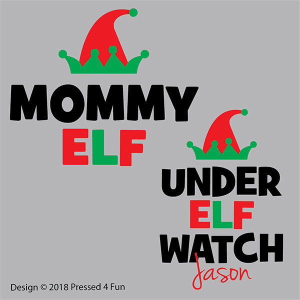 Elf Shirts Design