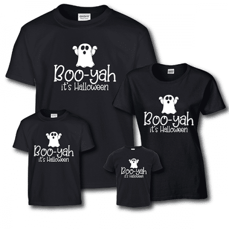 Boo-Yah Shirts - Short Sleeve White