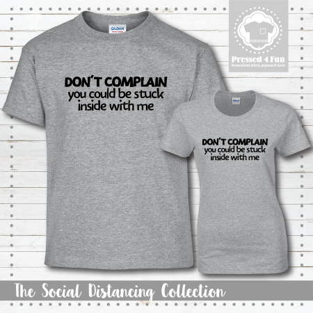 Don't Complain Shirts Short Sleeve