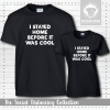 Stayed Home Shirts Short Sleeve