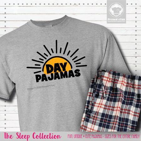 Day Pajamas Short Sleeve Single