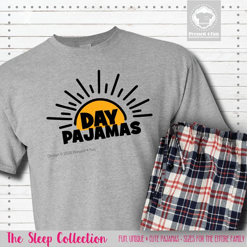 Day Pajamas Short Sleeve Single