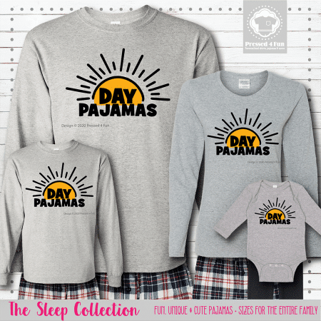 Day Pajamas Long Sleeve