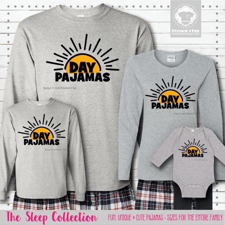 Day Pajamas Long Sleeve