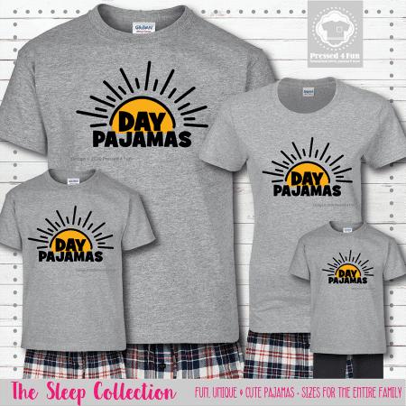 Day Pajamas Short Sleeve