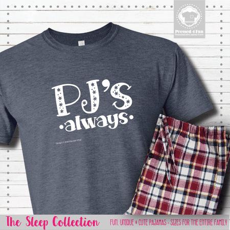 PJs Always Pajamas Short Sleeve Single
