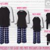 Royal Black Raglans Pants Setup