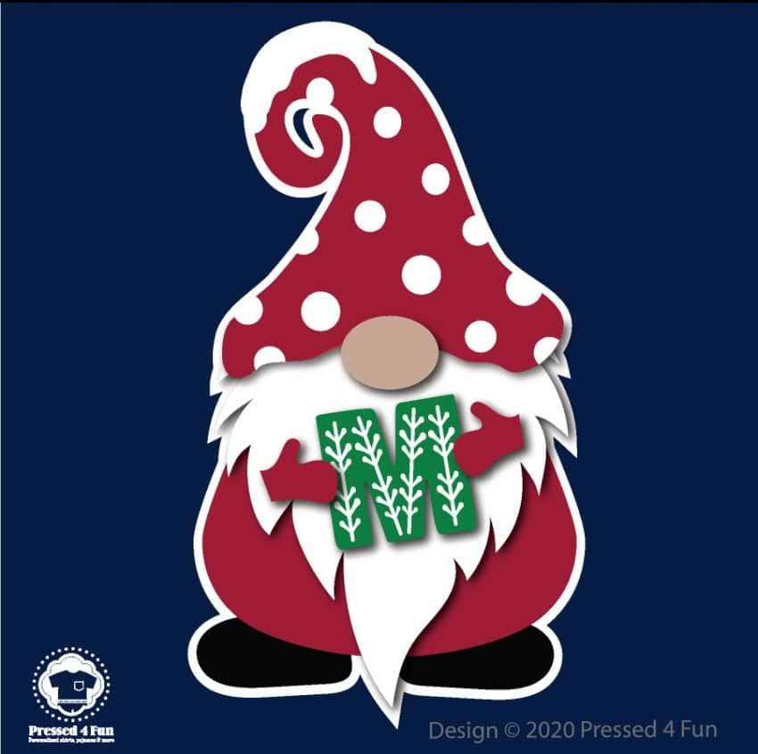 Holiday Gnome Initial Design