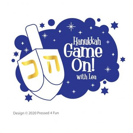 Hanukkah Game On Design
