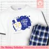 Hanukkah Game On Pajamas Short Sleeve Single