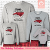 Home for the Holidays Pajamas Long Sleeve