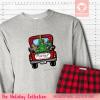 Christmas Truck Pajamas Long Sleeve Single