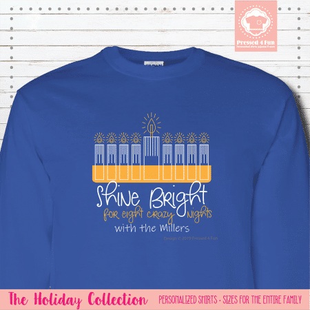 Shine Bright Shirts Long Sleeve Single