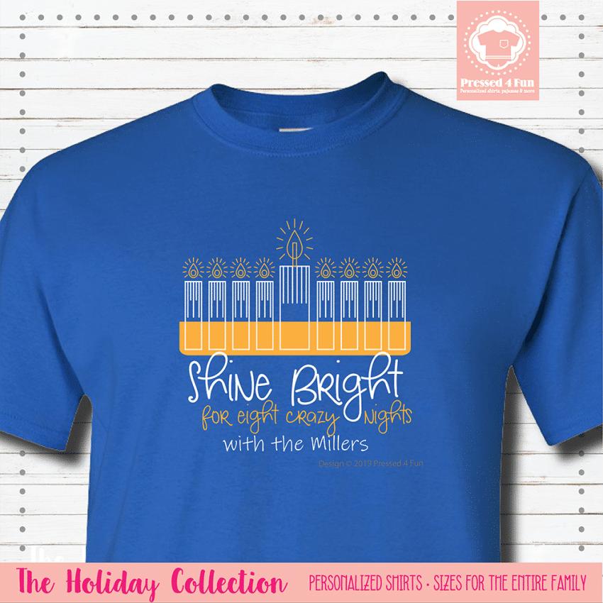 Shine Bright Shirts Short Sleeve Single