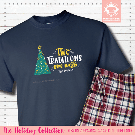 Two Traditions Pajamas Short Sleeve Single