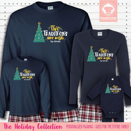 Two Traditions Pajamas Long Sleeve