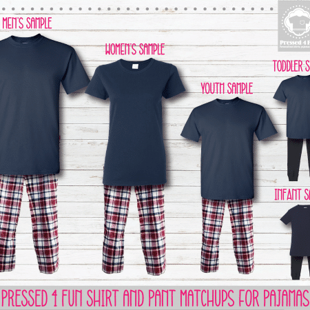 Maroon Blue Short Sleeve Pants Setup
