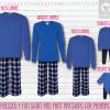 Royal Long Sleeve Pants Setup