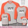 Full of Candy Pajamas - Raglans