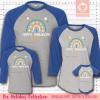 Hanukkah Rainbow Shirts - Raglans