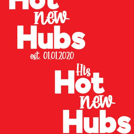Hot New Design - Hubs & Hubs