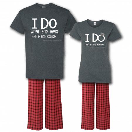 I Do Pajamas - Full