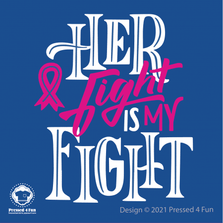 Her Fight Shirts Design