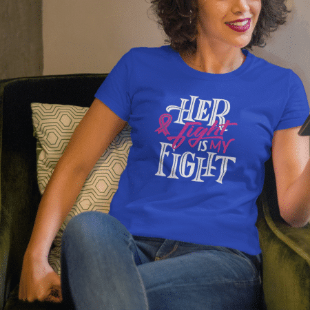 Her Fight Shirts - People