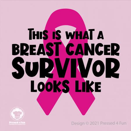 Breast Cancer Survivor Shirts Design
