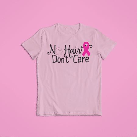 No Hair Don't Care Shirts - Single Unisex