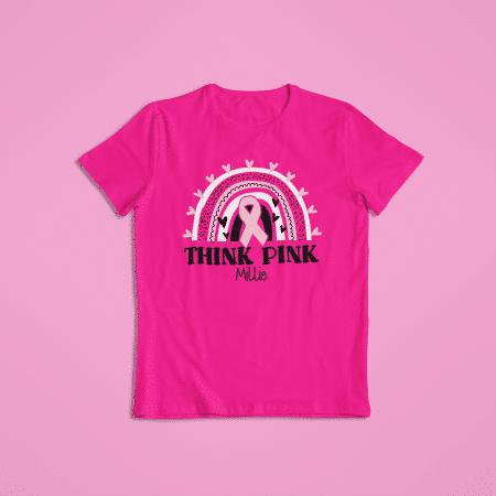 Think Pink Shirts - Single