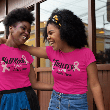 Breast Cancer Tribe Shirts - People
