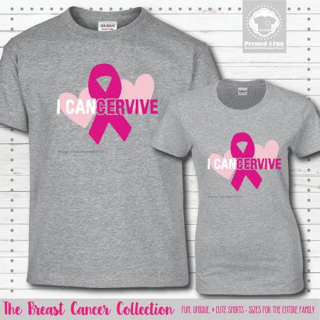 Cancervive Shirts