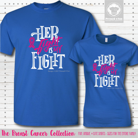 Her Fight Shirts
