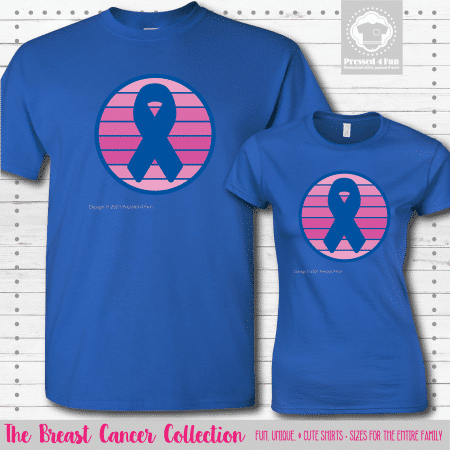 Breast Cancer Ribbon Shirts