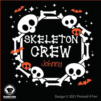 Skeleton Crew Design