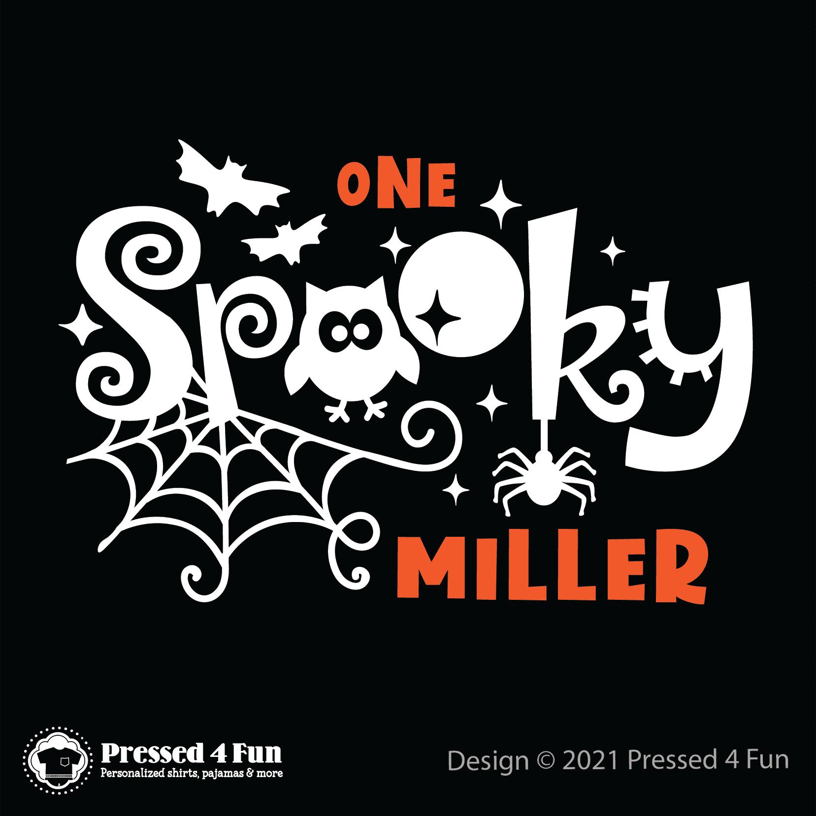 Spooky Ooky Design